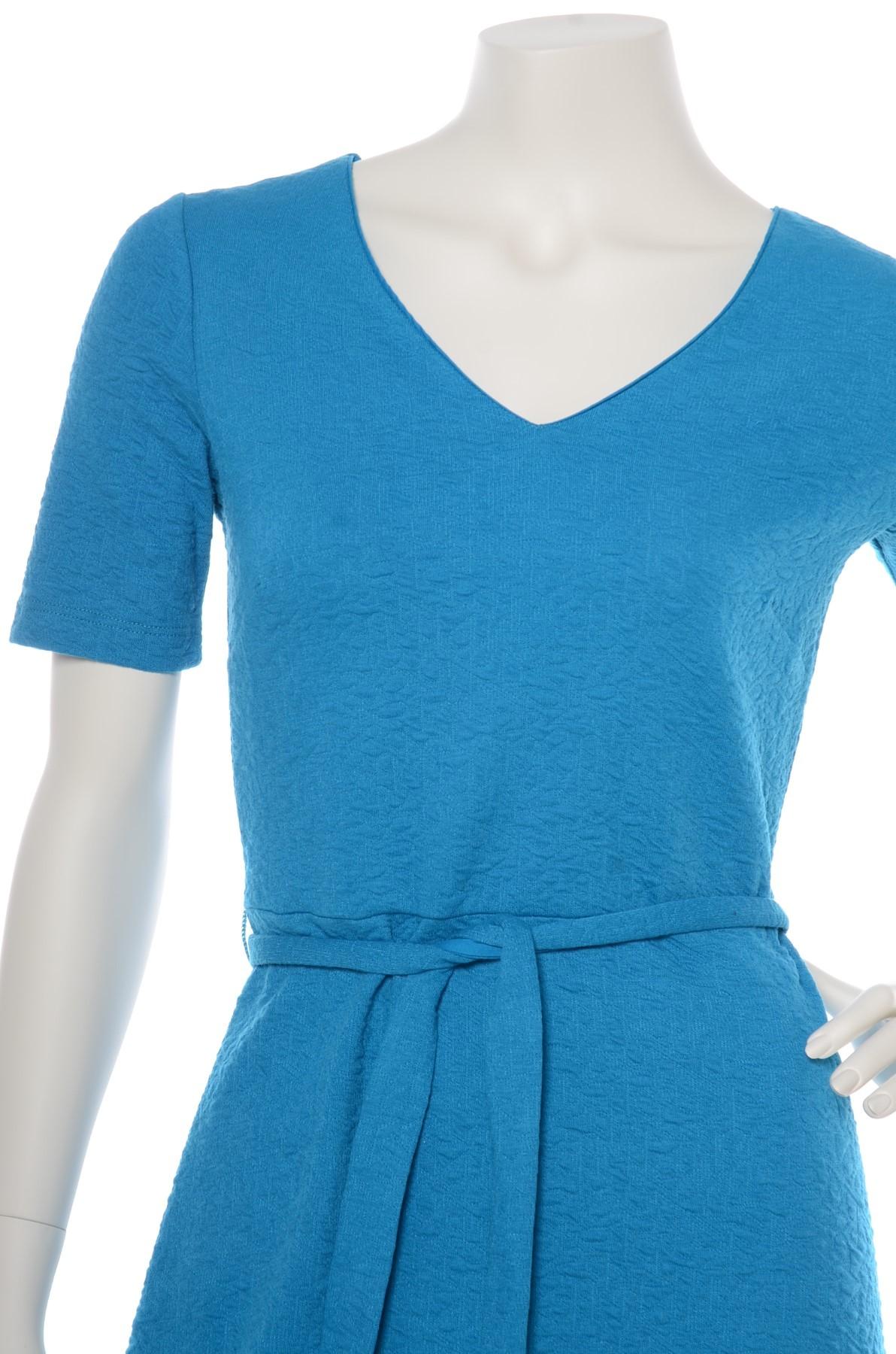 Genoeg Wow To Go jurk blauw dig » Casual TU72