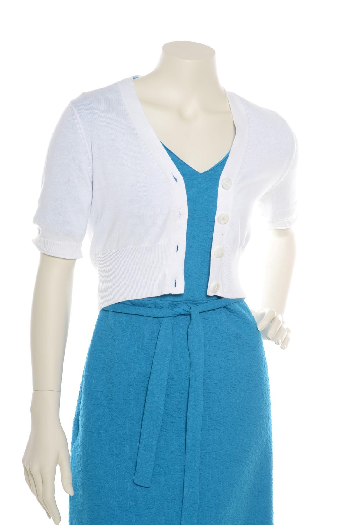 Beroemd Wow To Go jurk blauw dig » Casual TN18
