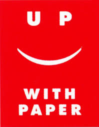 Up with Paper