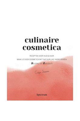 boek Culinaire cosmetica