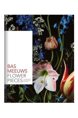 boek Flower Pieces