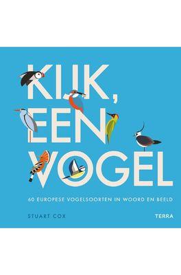 boek Kijk, een vogel Cox