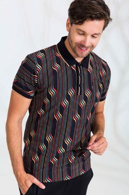 4funky flavours polo  multicolor