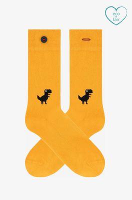 A-dam sokken okko geel