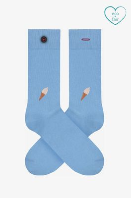 A-dam sokken rogier blauw