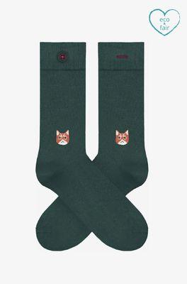 A-dam sokken sammie groen