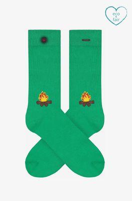 A-dam sokken wes groen