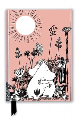 A Flame Tree Notebook Moomin