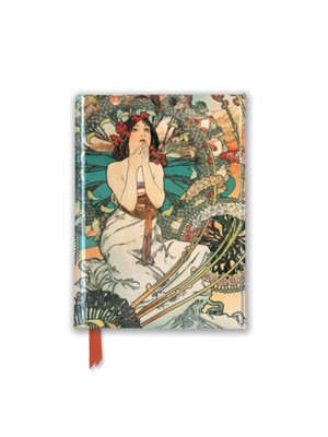 A Flame Tree Pocketbook Mucha