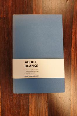 About Blanks Notitieboek Bartje Mijn Zoon