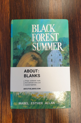 About Blanks Notitieboek Black Forest Summer