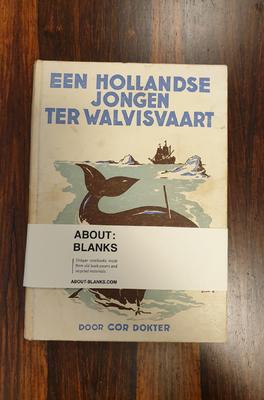 About Blanks Notitieboek Een Hollandse Jongen Ter Walvisvaart
