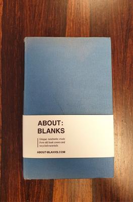 About Blanks Notitieboek Geometry