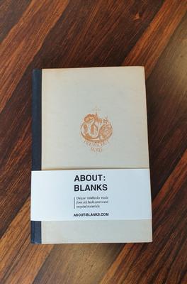 About Blanks Notitieboek Heemschut Serie