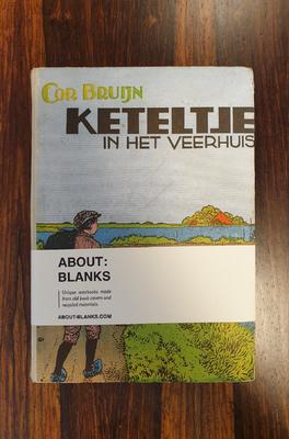 About Blanks Notitieboek Keteltje In Het Veerhuis