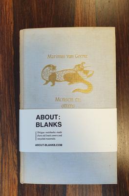 About Blanks Notitieboek Mensen en Otters