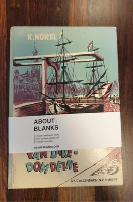 About Blanks Notitieboek Van Dïredomdeine
