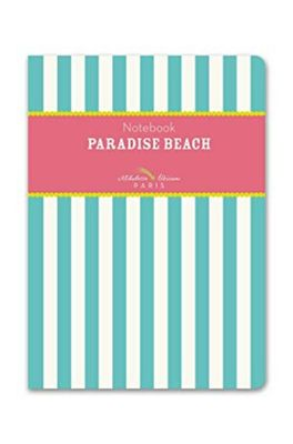 Alibabette notitieboek Paradise beach