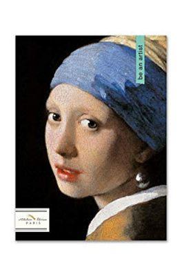Alibabette schetsboek Vermeer Meisje met de parel