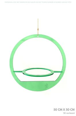 All things we like plantenhanger rond large groen