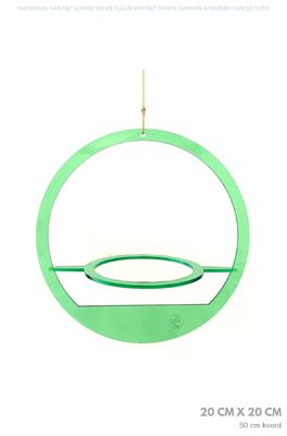 All things we like plantenhanger rond small groen