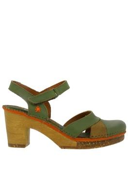 Art sandaal amsterdam kaki