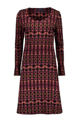 Bakery Ladies jurk joline dress bird zwart