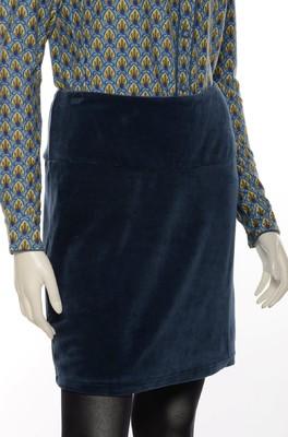 Bakery Ladies rok skirt blauw