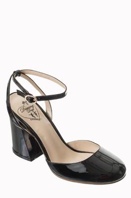 Banned schoen bnd zwart