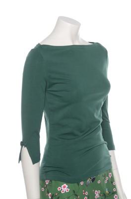 Banned t shirt modern love groen