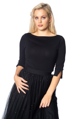 Banned t shirt oohnagh basic top groen