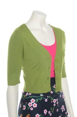 Banned vest overload groen