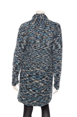 Bindi vest flair blauw