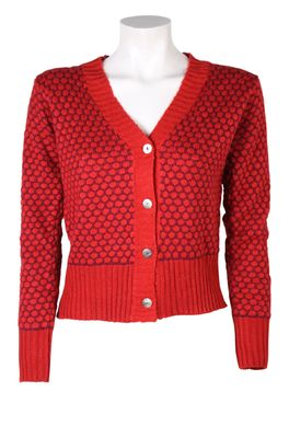 Bindi vest honey comb short rood