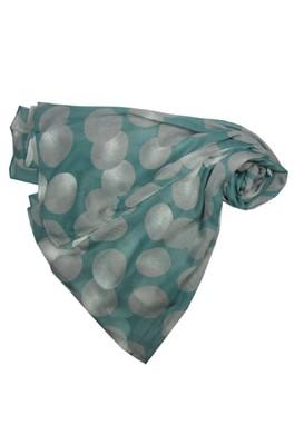 Blossify sjaal dots green