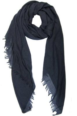 Blossify sjaal dark denim