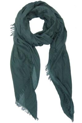 Blossify sjaal green teal