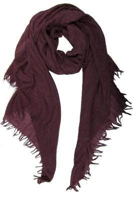Blossify sjaal plum