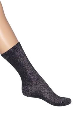 Bonnie Doon Sokken Sparkle  Black/Silver