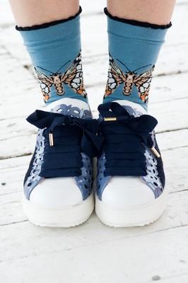Bonnie Doon Sokken Butterfly Jeans