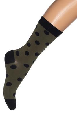Bonnie Doon sokken two tone dots