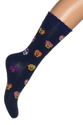 Bonnie Doon sokken violet