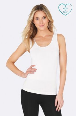 Boody t shirt tank top wit