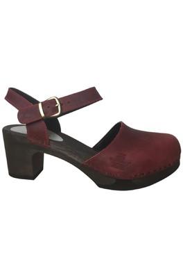 Clumpy's sandaal eva rood