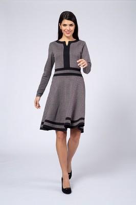 Costura jurk miranda zwart