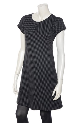 Costura jurk hanna zwart