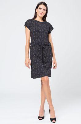 Costura jurk tanja zwart