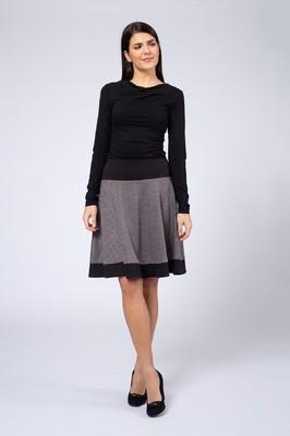 Costura rok amelie zwart