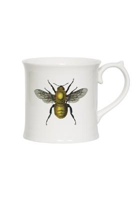 Cubic Curios Mug Bee
