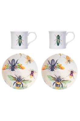 Cubic Curios Espresso Green Beetle 2